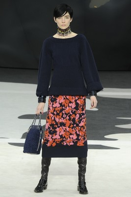 Chanel Fall 2013 Collection (7)