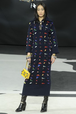 Chanel Fall 2013 Collection (8)