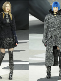 Chanel Fall 2013 Collection