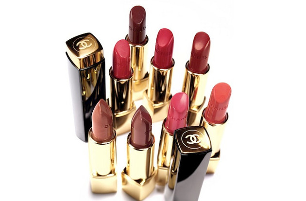 Chanel Fall 2013 Moiré Le Rouge Lipsticks