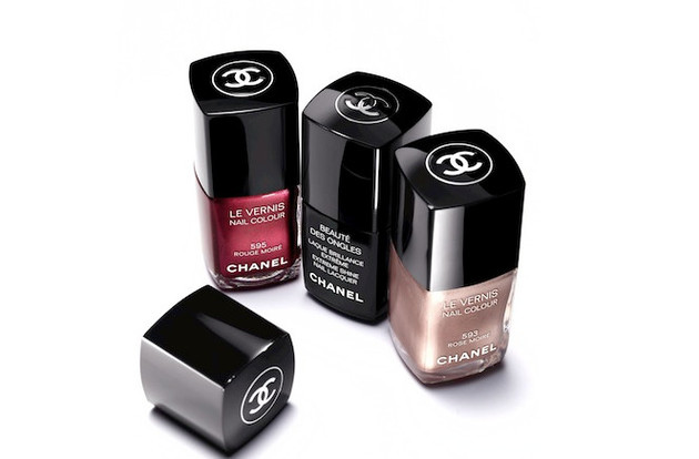 Chanel Fall 2013 Nail Polishes