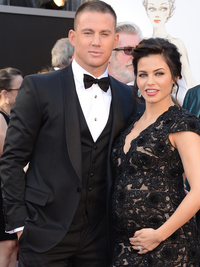 Channing Tatum and Jenna Dewan Welcome Their First Child