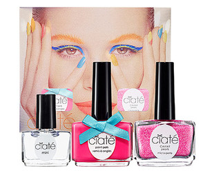 Break out of any beauty route and strengthen your status as the life of the party with the new Ciate Corrupted Neons manicure kits!