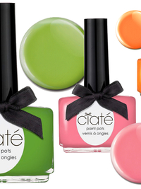 Ciate Suncatcher Summer 2013 Nail Polishes
