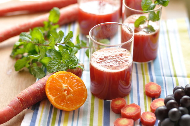 Fresh Juice For A Cleanse Diet