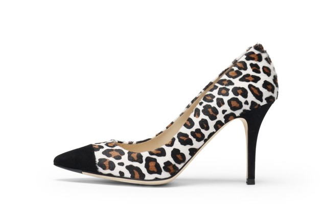 Club Monaco Launches Shoe Line