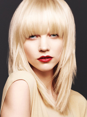 Cute Ways To Cut Your Bangs