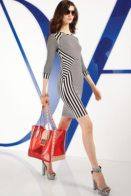 Dvf Resort 2014 Collection Look  (10)