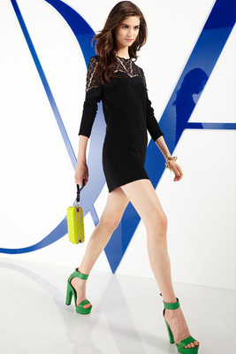 Dvf Resort 2014 Collection Look  (12)