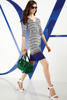 Dvf Resort 2014 Collection Look  (3)