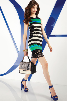 Dvf Resort 2014 Collection Look  (6)