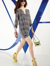Dvf Resort 2014 Collection Look  (1)
