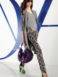 Dvf Resort 2014 Collection Look  (2)