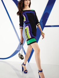 Dvf Resort 2014 Collection Look  (7)
