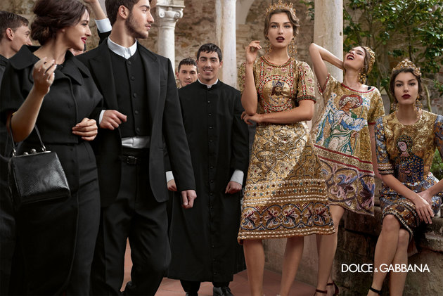Dolce & Gabbana Campaign for Fall/Winter 2013-2014