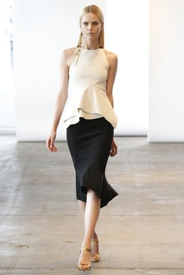 Donna Karan Resort 2014 Collection (1)