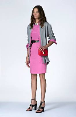 Look 12 From Emanuel Ungaro's Resort 2014 Collection