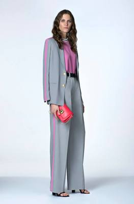 Look 1 From Emanuel Ungaro's Resort 2014 Collection