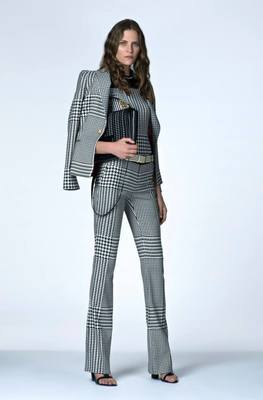 Look 2 From Emanuel Ungaro's Resort 2014 Collection