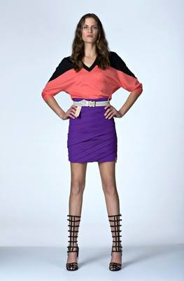 Look 4 From Emanuel Ungaro's Resort 2014 Collection