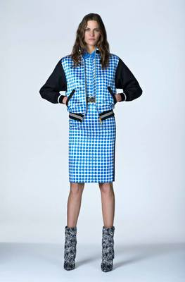 Look 7 From Emanuel Ungaro's Resort 2014 Collection