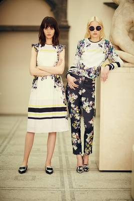 Erdem Resort 2014 Collection   (12)