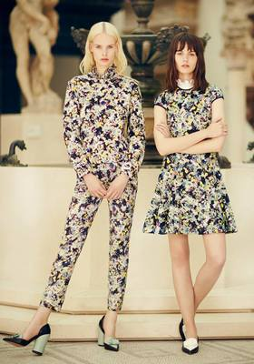 Erdem Resort 2014 Collection   (8)