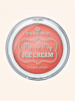 Essence Me   My Ice Cream Trend Edition Blush