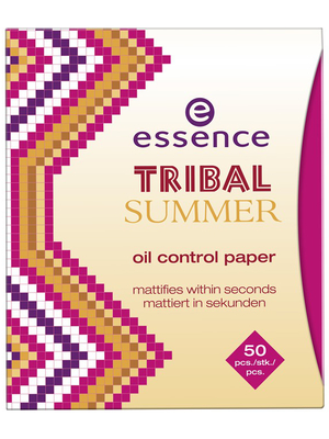 Essie Tribal Summer Blotting Paper