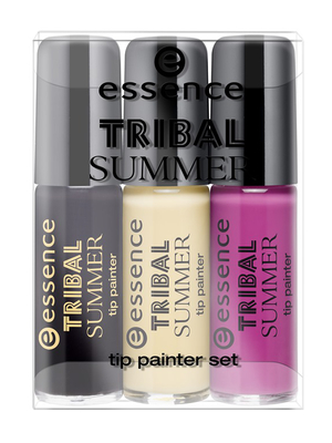 Essie Tribal Summer Nail Tip Painter Set