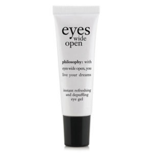 Philosophy Eyes Wide Open Eye Gel