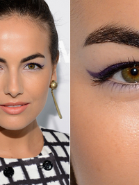 Hooded Eyes Camilla Belle