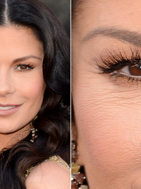 Hooded Eyes Catherine Zeta Jones