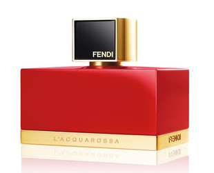 The upcoming fall season, will bring a new Fendi perfume. Get all the details on the Fendi L'Acquarossa fragrance.