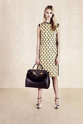 Fendi Resort 2014 Collection  (12)