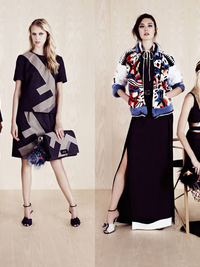 Fendi Resort 2014 Collection