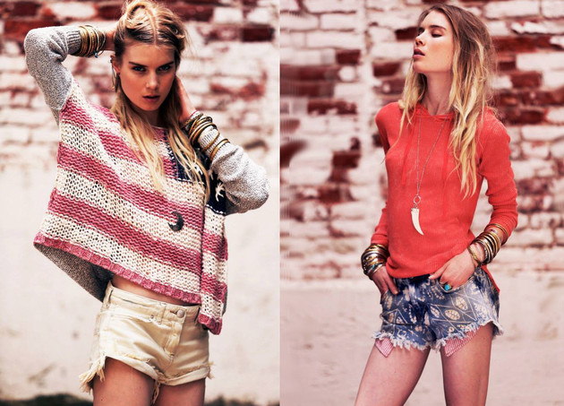 Free People American Beauty Lookbook