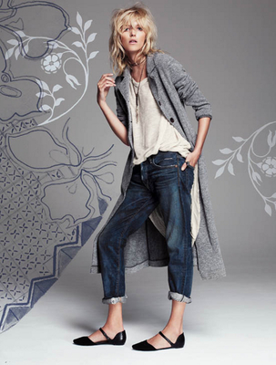 Free People July 2013  Look 1