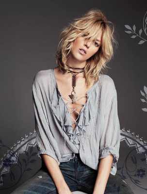 Free People July 2013 Look 10
