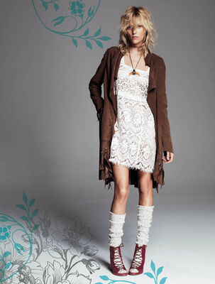Free People July 2013 Look 2