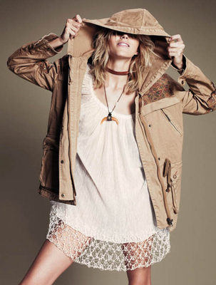 Free People July 2013 Look 3