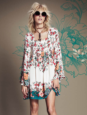 Free People July 2013 Look 5
