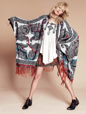 Free People July 2013 Look 6