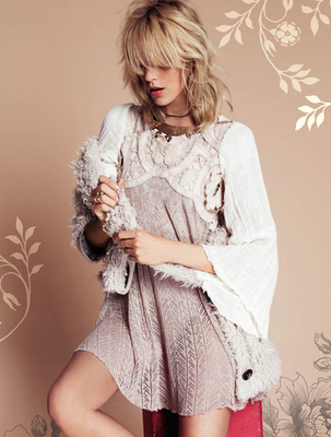 Free People July 2013 Look 7