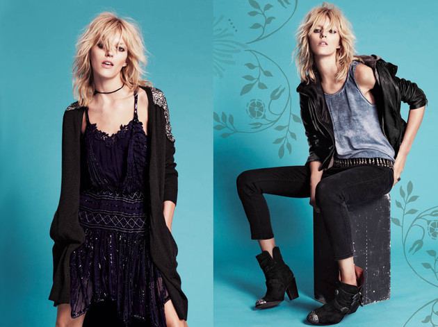 Free People July 2013 Catalog