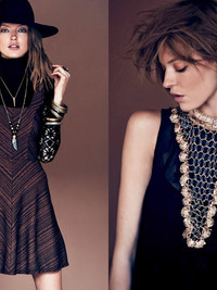 Free People Sacred Geometry Lookbook