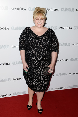 Rebel Wilson Glamour Women Of The Year Awards 2013
