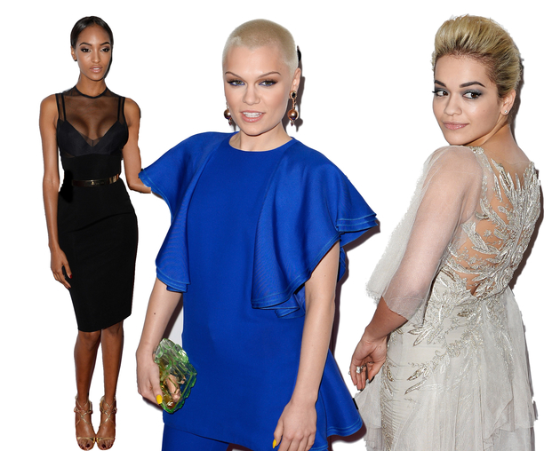 Glamour Women of the Year Awards 2013 Celebrity Style