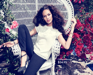 In need of a style update? Check the fab style ideas from the new H&M summer 2013 lookbook.