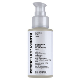 Peter Thomas Roth Aha Bha Acne Clearing Gel